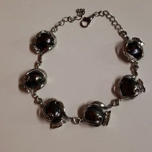 Jewelry - Natural freshwater pearls bracelet